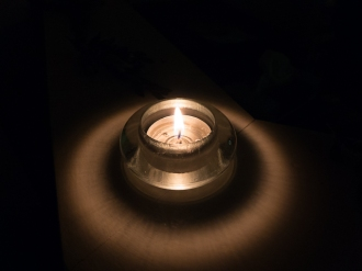 Candlelight Church Walk